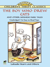 The Boy Who Drew Cats and Other Japanese Fairy Tales (eBook)