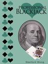 Professional Blackjack (eBook)