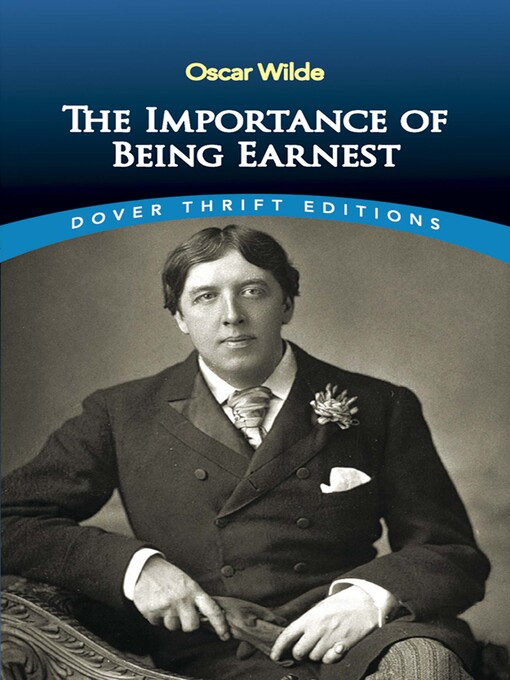 The Importance of Being Earnest (eBook)