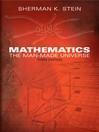 Mathematics (eBook): The Man-Made Universe