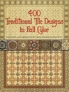 400 Traditional Tile Designs in Full Color (eBook)