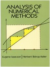 Analysis of Numerical Methods (eBook)