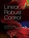 Linear Robust Control (eBook)