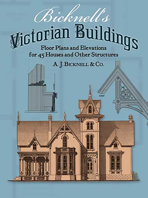 Bicknell's Victorian Buildings (eBook)