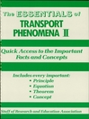 Transport Phenomena II Essentials (eBook)