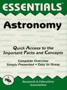 Astronomy Essentials (eBook)