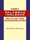 1001 Palabras Inglesas Mas Utiles para Hispanoparlantes (eBook)