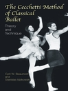 The Cecchetti Method of Classical Ballet (eBook): Theory and Technique