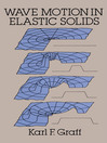 Wave Motion in Elastic Solids (eBook)