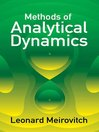 Methods of Analytical Dynamics (eBook)