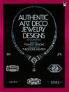 Authentic Art Deco Jewelry Designs (eBook)