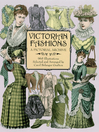 Victorian Fashions (eBook): A Pictorial Archive, 965 Illustrations