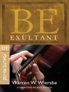 Be Exultant (eBook): Praising God for His Mighty Works