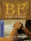Be Equipped (eBook): Acquiring the Tools for Spiritual Success