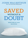 Saved Without a Doubt (eBook): Being Sure of Your Salvation