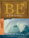 Be Strong (eBook): Putting God's Power to Work in Your Life