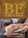 Be Counted (eBook): Living a Life That Counts for God