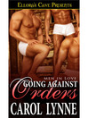 Going Against Orders (eBook)