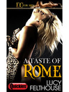 A Taste of Rome (eBook): World of Sin Series, Book 3