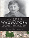 Murder in Wauwatosa (eBook): The Mysterious Death of Buddy Schumacher