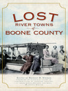 Lost River Towns of Boone County (eBook)