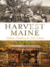 Harvest Maine (eBook): Autumn Traditions & Fall Flavors