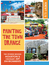 Painting the Town Orange (eBook): The Stories behind Houston's Visionary Art Environments