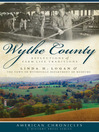 Wythe County (eBook): Reflections of Farm Life Traditions