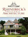 Rhinebeck's Historic Architecture (eBook)
