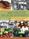 A Culinary History of the Great Black Swamp (eBook): Buckeye Candy, Bratwurst and Apple Butter