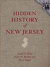 Hidden History of New Jersey (eBook)