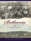 Bethania (eBook): The Village by the Black Walnut Bottom