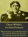 An Ideal Husband (eBook)