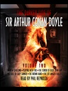 The Darker Side of Sir Arthur Conan Doyle, Volume 2 (MP3)