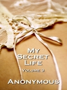 My Secret Life, Volume 3 (eBook)