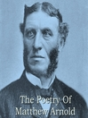 Matthew Arnold (MP3): The Poetry