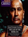 The Last of the Mohicans (MP3): Leatherstocking Tales Series, Book 2