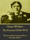 The Portrait of Mr W H (eBook)
