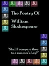 The Poetry of Shakespeare (eBook)