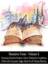 Narrative Verse, Volume 3 (MP3)
