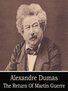 Alexandre Dumas (MP3): A Short Story