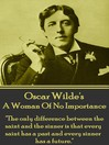A Woman of No Importance (eBook)