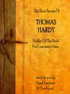 Thomas Hardy (MP3): The Short Stories
