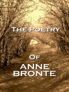 The Poetry of Anne Brontë (eBook)