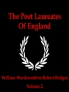 The Poet Laureates, Volume 2 (MP3): William Wordsworth to Robert Bridges