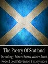 The Poetry of Scotland (MP3)