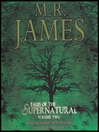 Tales of the Supernatural, Volume 2 (MP3)