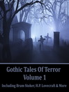 Gothic Tales of Terror, Volume 1 (MP3)
