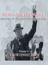 The History of the Second World War, Volume 2 (MP3): Their Finest Hour