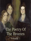 The Brontës' Poetry, Volume 1 (MP3)